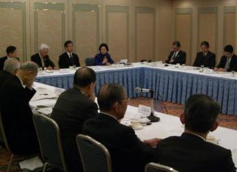 岐阜地域会員懇談会を開催