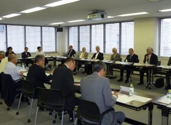 会員大学・学校法人との懇談会開催