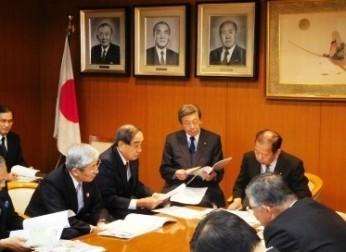 西日本経済協議会 第58回総会決議に係る要望活動を実施(10/19)