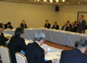 三重地域会員懇談会を開催
