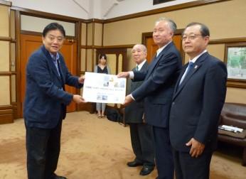 「名古屋の街づくりを考える会」が名古屋市に要望