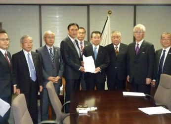 西日本経済協議会第55回総会決議に係る要望活動を実施