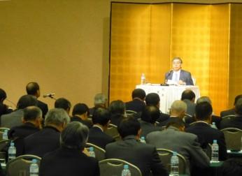 日銀総裁との金融経済懇談会