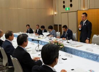 三重県との懇談会を開催