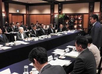 名古屋市との懇談会(7/17)を開催