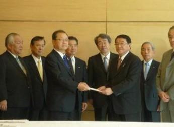 西日本経済協議会第54回総会決議に係る要望活動を実施