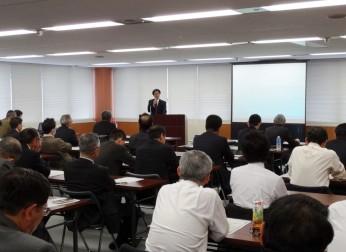 「中部圏の社会資本の維持管理・更新に関する講演会」を開催