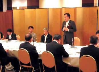 長野県との懇談会を開催