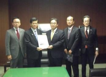 MRJ型式証明審査体制に関する要望活動を実施(12/16)