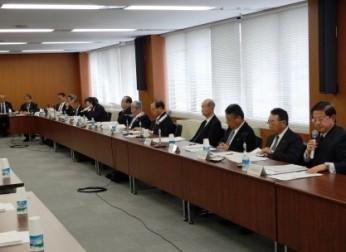 「中部圏交通ネットワークビジョン~我が国経済を牽引する中部の新たな基盤づくり~」を発表(4/25)