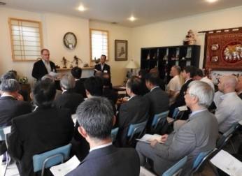 在名古屋米国領事館ならびにACCJ中部支部との交流会を開催(6/15)