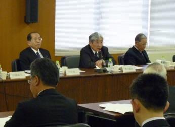 提言書「日本のものづくりの競争力再生と産業構造転換の促進」を発表