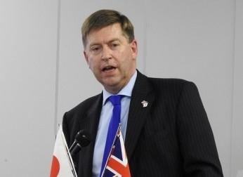 「ポール・マデン駐日英国大使閣下講演会」(11/30)報告