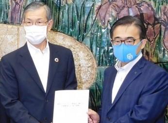 新型コロナウイルス感染症に関わる対策要望および協力提案を実施(7/10)