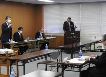 第1回企業防災委員会(11/24)