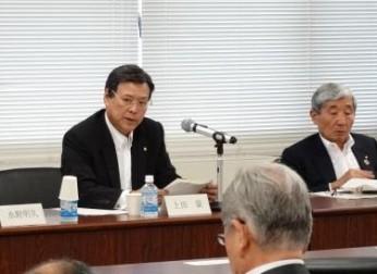 「強靱な国土構造の実現に向けた税制に関する提言」を発表(関西経済連合会と共同)(9/5)
