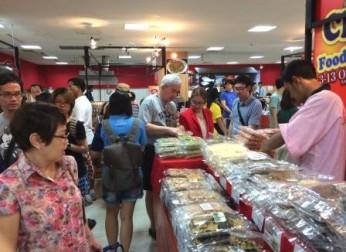 「2014バンコク伊勢丹中部物産観光展」(10/3~13)を開催