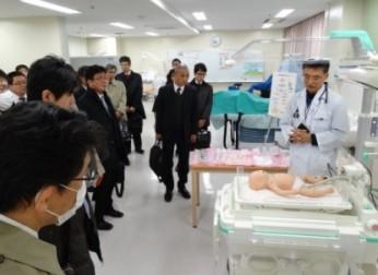 「Next30産学フォーラム」で名古屋市立大学病院の施設見学会と講演会を開催(1/19)