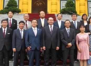 小川専務理事がベトナムを訪問(9/12-13)