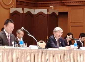衆議院予算委員会地方公聴会において豊田会長が意見陳述(2/15)