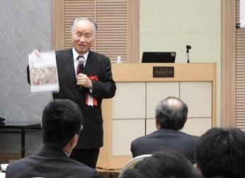 講演会「人口減少社会における地域の創生に向けて」を静岡市で開催(3/6)