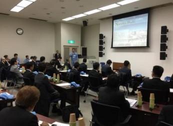 企業見学会〔三菱電機株式会社〕開催(3/23)報告