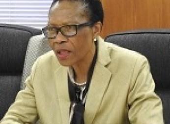 南アフリカ共和国  黒人ビジネス評議会総裁による表敬訪問(11/16)報告
