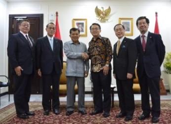 栗原常務理事がインドネシアを訪問(8/20~23)報告