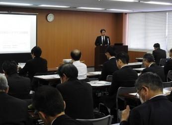 経済委員会主催「公正取引委員会による講演会」(12/6)報告