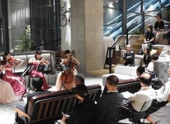 ナゴヤ イノベーターズ ガレージ コンサート「MUSIC in the GARAGE! 」(9/27)報告〔中部圏イノベーション推進機構〕